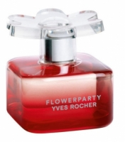 Yves Rocher Flower Party