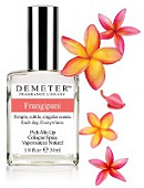 Demeter Fragrance Library / The Library Of Fragrance Frangipani