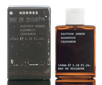 Korres Saffron Amber Agarwood Cardamom