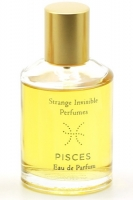 Strange Invisible Perfumes Zodiac Signs: Pisces
