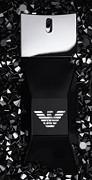 Armani Diamonds Black Carat for Him