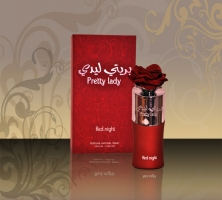 Arabian Oud Pretty Lady (Red Night)