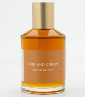 Strange Invisible Perfumes Fire and Cream