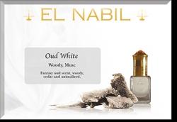El Nabil Oud White