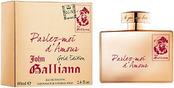 John Galliano Parlez-Moi d'Amour Gold Edition