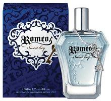 Love Passport Romeo Sweet Key