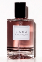 Zara Collection of Flowers (2011): Black Peony