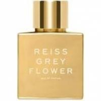 Reiss Grey Flower
