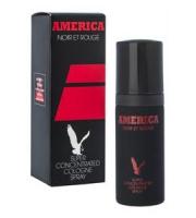 Milton-Lloyd America Noir et Rouge