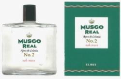 Musgo Real Agua de Colonia No.2 Oak Moss