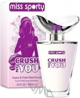 Coty Miss Sporty Love 2 Love Crush On You