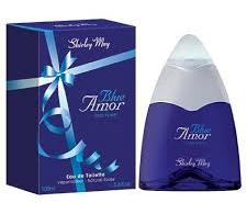 Shirley May Blue Amor