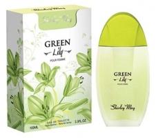 Shirley May Green Lily