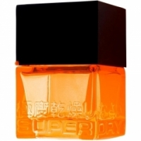 Superdry Neon Orange
