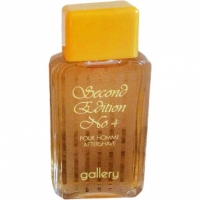 Gallery Cosmetics Second Edition - No. 4 pour Homme