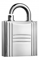 Hermès Pure perfume refillable lock spray silver