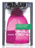 Benetton White Night Woman