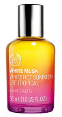 The Body Shop White Musk White Hot Summer Été Tropical