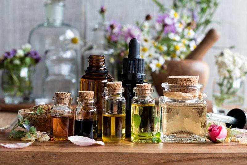 Pleťové oleje. Zdroj: Shutterstock