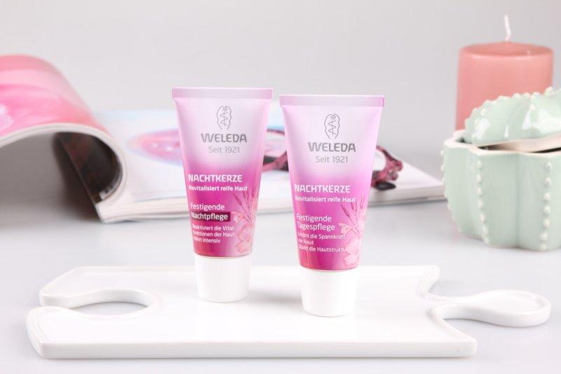 Weleda nabízí certifikovanou přírodní kosmetiku.