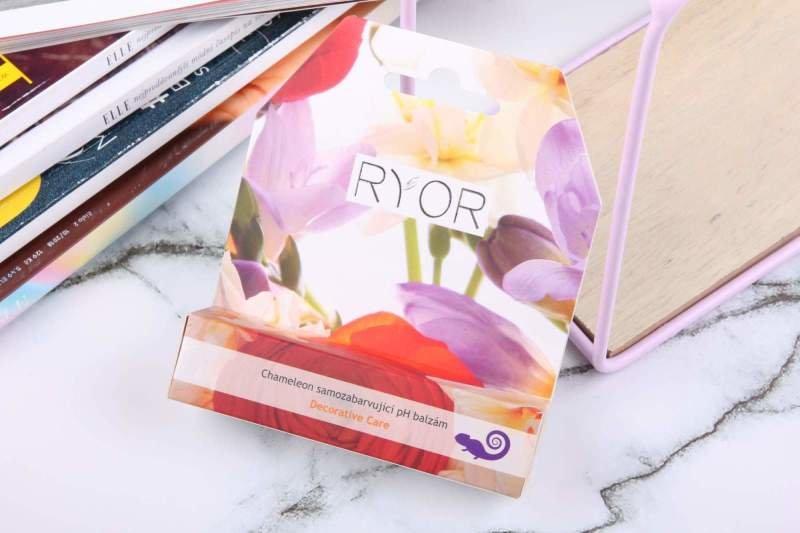 Ryor samozabarvující balzám Chameleon koupíte za 99 Kč.