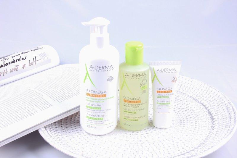 A-derma má širokou nabídku kosmetiky pro atopiky – od krémů přes oleje až ke sprchovým gelům.