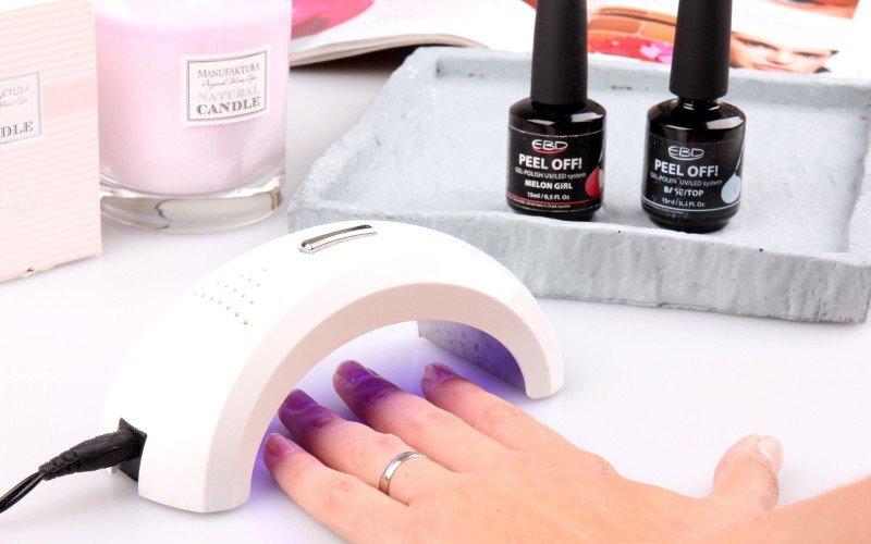 Gel lak vám zajistí hezky upravené nehty.