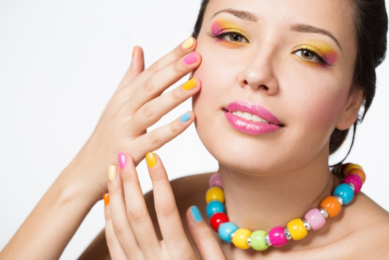 Upravené nehty jsou vaší vizitkou.