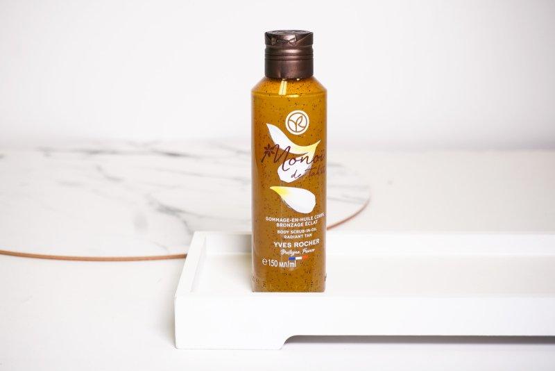 Přečtěte si další recenze peelingového oleje Monoi de Tahiti »