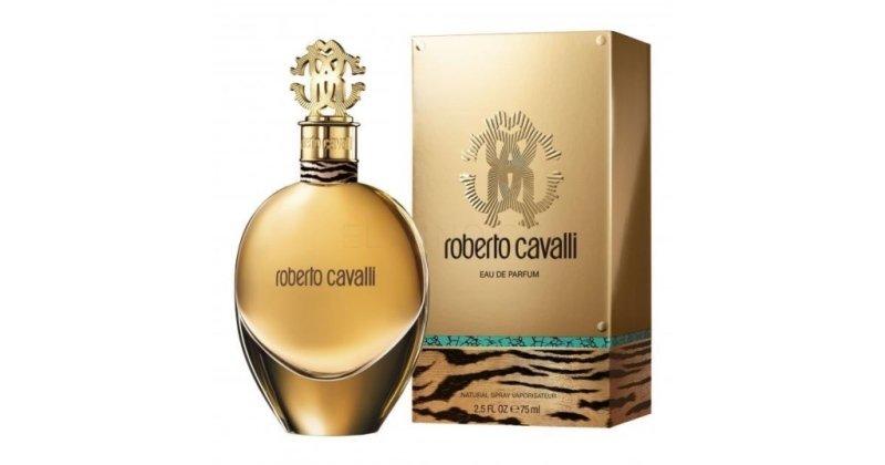 Jedna z nejoblíbenějších vůní Roberto Cavalli uvedená v roce 2012. Zdroj: Arome