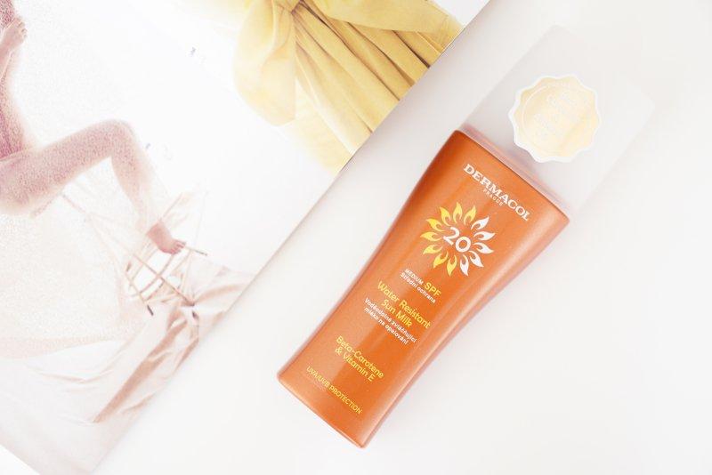 Podívejte se na další recenze Dermacol Water Resistant Sun Milk SPF 20 »